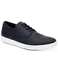 Calvin Klein Men's Bailey Saffiano Sneakers