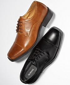 Men's Adam Cap Toe Oxford, Created for Macy's