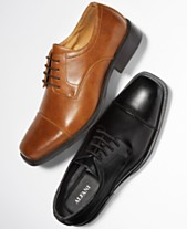 30e8e6bb6423 Alfani Men s Adam Cap Toe Oxford