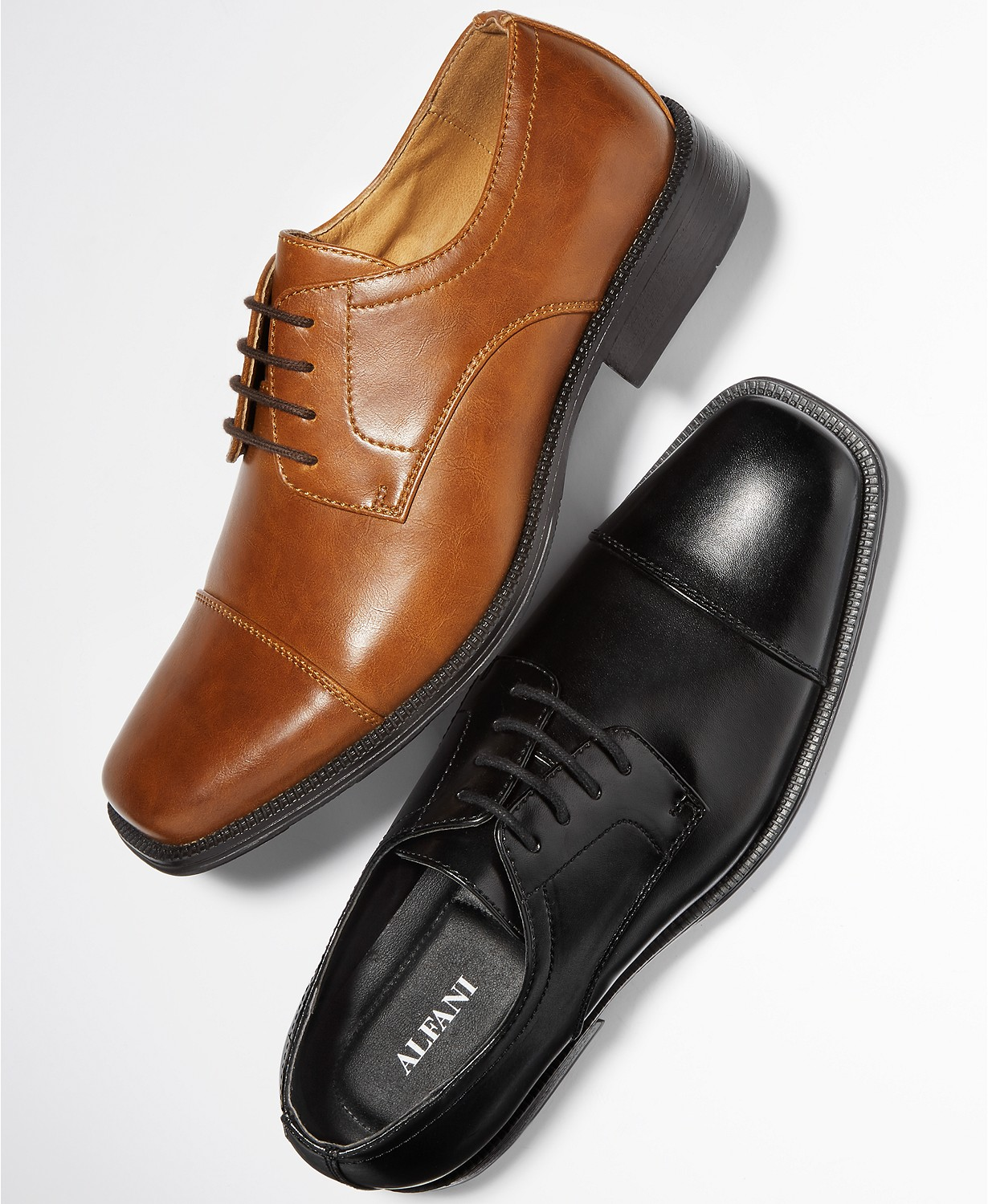 Alfani Cap Toe Dress Shoes