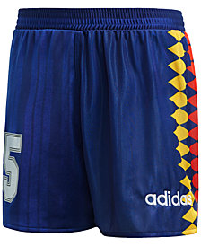 adidas Men's Originals Spain Replica Soccer Shorts