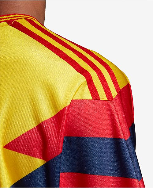 cbebbed96 adidas Men's Originals Colombia Replica Soccer T-Shirt & Reviews - T ...