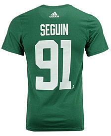 adidas Men's Tyler Seguin Dallas Stars Silver Player T-Shirt