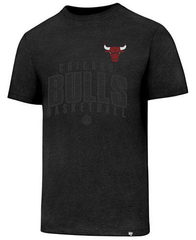 '47 Brand Men's Chicago Bulls Triple Double Club T-Shirt