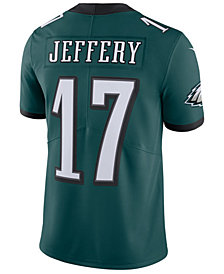 Nike Men's Alshon Jeffery Philadelphia Eagles Vapor Untouchable Limited Jersey
