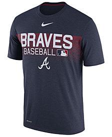 Nike Men's Atlanta Braves Authentic Legend Team Issue T-Shirt