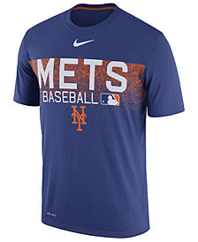Nike Men's New York Mets Authentic Legend Team Issue T-Shirt