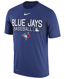 Nike Men's Toronto Blue Jays Authentic Legend Team Issue T-Shirt