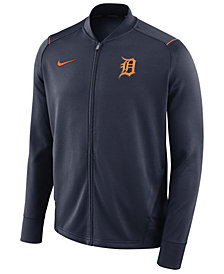 Nike Men's Detroit Tigers Dry Knit Track Jacket