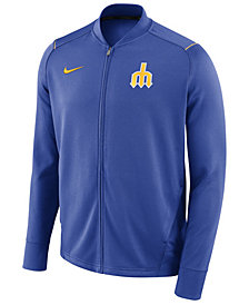 Nike Men's Seattle Mariners Dry Knit Track Jacket