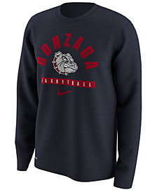 Nike Men's Gonzaga Bulldogs Basketball Legend Long Sleeve T-Shirt