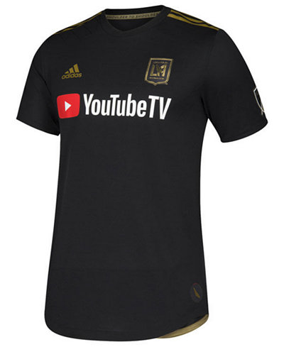 adidas Men's Los Angeles Football Club Primary Authentic Jersey