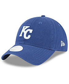 New Era Women's Kansas City Royals Team Glisten 9TWENTY Cap
