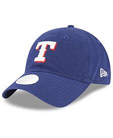 New Era Women's Texas Rangers Team Glisten 9TWENTY Cap
