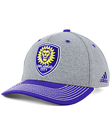adidas Orlando City SC Structure Adjustable Cap