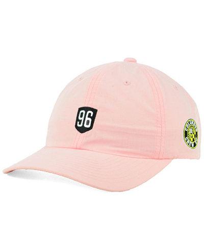 adidas Columbus Crew SC Pink Easy Adjustable Cap