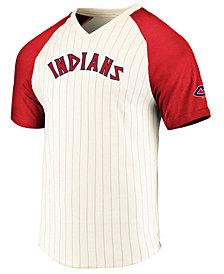 Majestic Men's Cleveland Indians Coop Season Upset T-Shirt