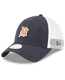 New Era Detroit Tigers Trucker Shine 9TWENTY Cap