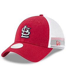 New Era St. Louis Cardinals Trucker Shine 9TWENTY Cap