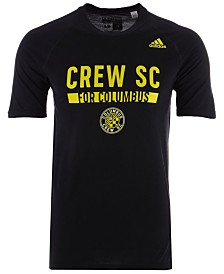 adidas Men's Columbus Crew SC Utility Work T-Shirt