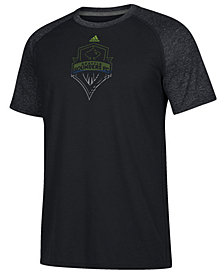 adidas Men's Seattle Sounders FC Redirection Logo T-Shirt