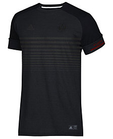 adidas Men's Atlanta United FC Black Out T-Shirt