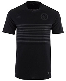 adidas Men's New York City FC Black Out T-Shirt