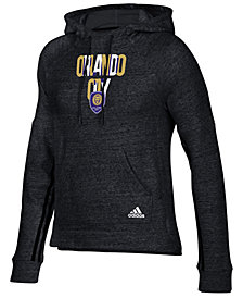 adidas Women's Orlando City SC Inner Drop Hoodie