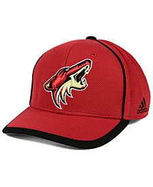 adidas Arizona Coyotes Clipper Adjustable Cap