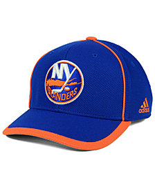 adidas New York Islanders Clipper Adjustable Cap
