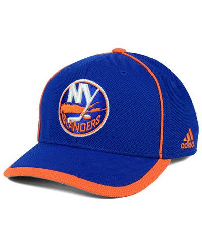 adidas New York Islanders Clipper Adjustable Cap