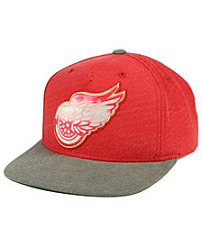CCM Detroit Red Wings 2Tone Snapback Cap