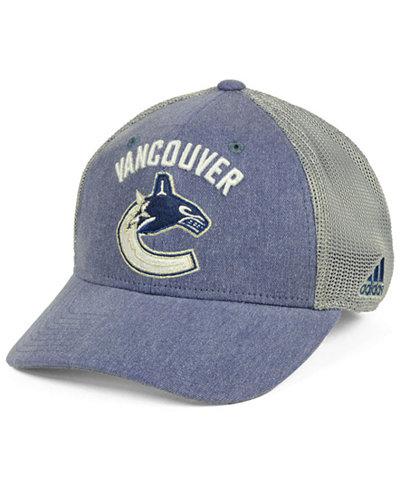 adidas Vancouver Canucks Geno Flex Cap