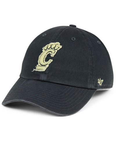 '47 Brand Cincinnati Bearcats Double Out CLEAN UP Cap