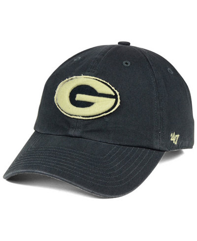 '47 Brand Georgia Bulldogs Double Out CLEAN UP Cap