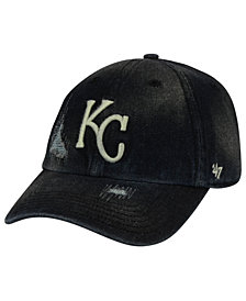 '47 Brand Kansas City Royals Dark Horse CLEAN UP Cap