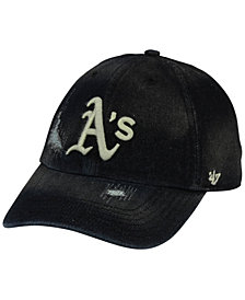 '47 Brand Oakland Athletics Dark Horse CLEAN UP Cap