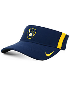 Nike Milwaukee Brewers Aero Visor