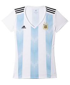 Women's Argentina National Team Home Jersey