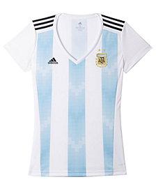 adidas Women's Argentina National Team Home Jersey