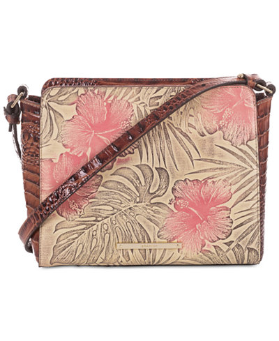 Brahmin Amina Carrie Small Crossbody