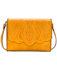 Patricia Nash Burnished Santillana Crossbody