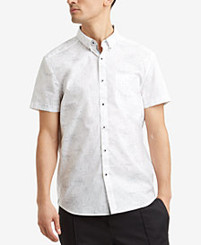 Kenneth Cole Reaction Men's Galaxy Shirt