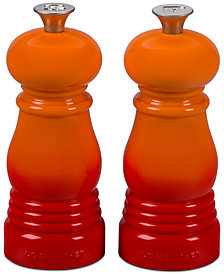 Le Creuset Petite Salt & Pepper Mill Set
