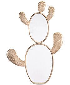 Zuo Cactus Mirror, Champagne Gold
