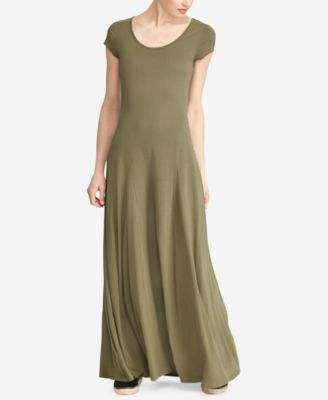 ralph lauren clearance sale lauren ralph lauren fit and flare dress