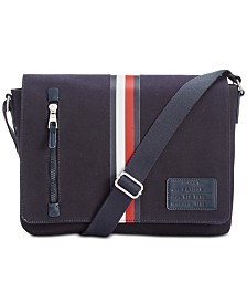 Tommy Hilfiger Men's Harrison Messenger Bag