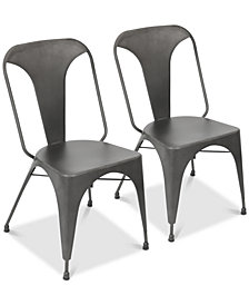 Austin Dining Chair (Set of 2), Quick Ship