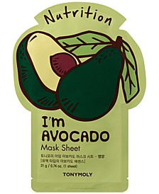 I'm Avocado Sheet Mask - (Nutrition)