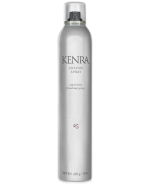 Kenra Professional Volume Spray 25, 10-oz, from Purebeauty Salon & Spa